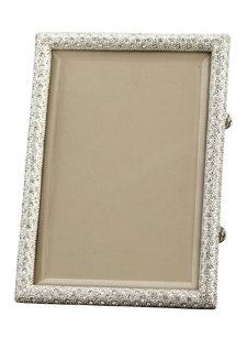 platinum crystal frame
