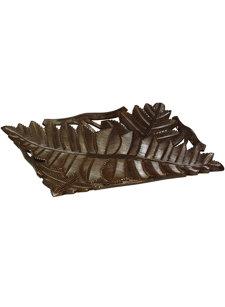 fern leaf tray