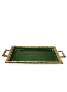 emerald tray