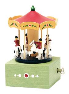 music carrousel