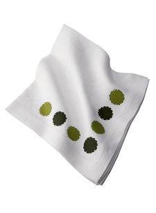 small dot napkin