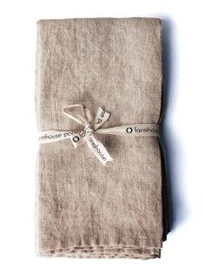natural napkin (set of 4)