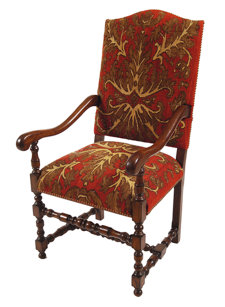 bron arm chair