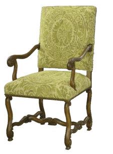 orsini arm chair